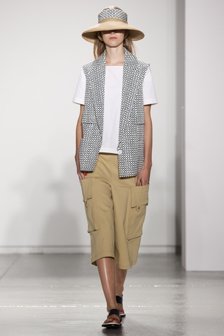 Suno look 13 spring 2014 collection