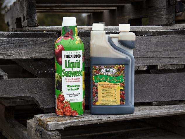 Photo of fertilizers