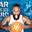 James Harden beard