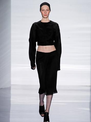 Fashion Week spring summer 2013 Vera Wang Look 1