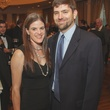 Megan and Anthony Uerling at the Houston Hospice dinner October 2013
