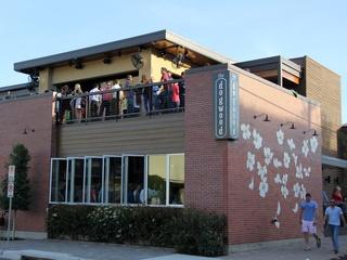 The Dogwood, bar, April 2013