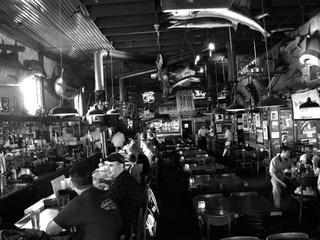 St. Petes Dancing Marlin, Bar, Restaurant
