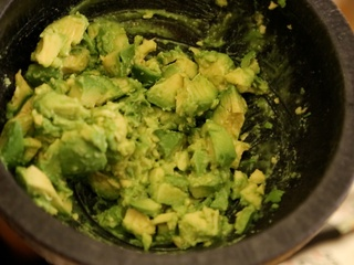 Pappacito's guacamole chunky