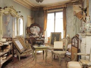 Time Capsule apartment in Paris