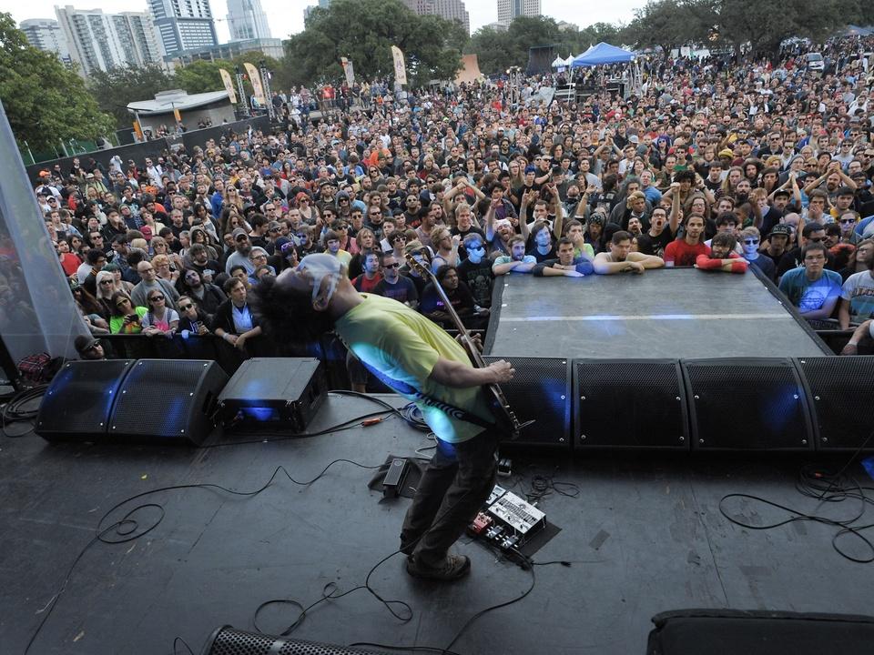 Fun Fun Fun Fest 8 Day 2 in Austin 2
