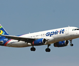 Spirit Airlines jets