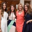 Star of Hope luncheon 5/16 Elizbeth Wood Edgeworth, Laura Piatkowski, Alexis Caruselle, Jennifer Welker
