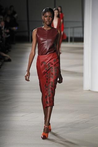 Clifford Fashion Week New York fall 2015 Prabal Gurung March 2015 20