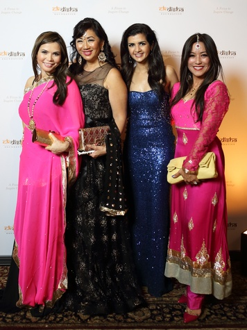 Bass Gala 2015 Amy Dichoso, Alice Mao, Brams, Naureen Malik, Gina Li