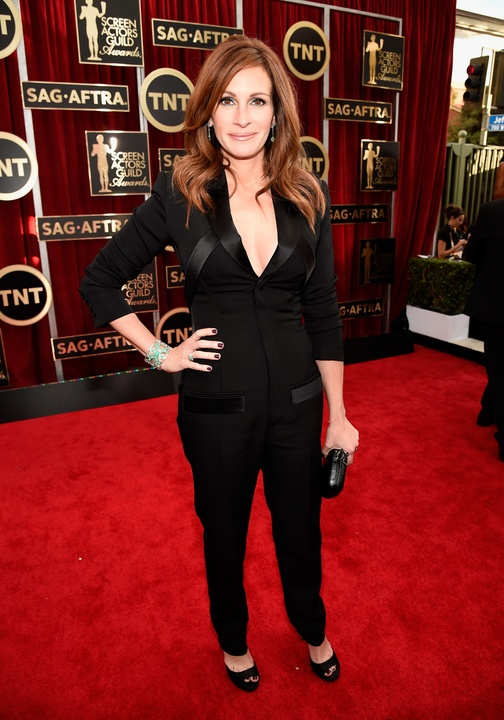 Julia Roberts at Screen Actors Guild Awards