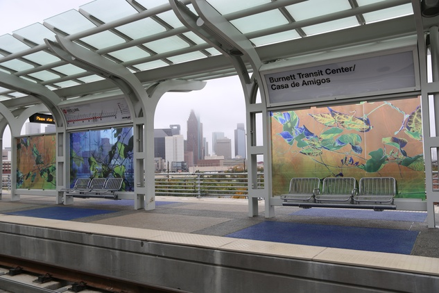 METRORail Extension ride