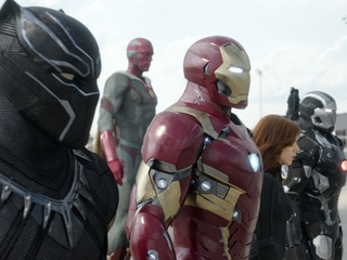 Cast of Captain America: Civil War