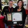 3060 Jamie Zelko, left, and Suzanne Behrens at the Risotto Festival November 2013