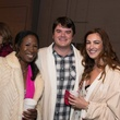 Lauren Anderson, from left, Matthew Tache and Rozlind Power-Tache at the Hope Stone Gala March 2014