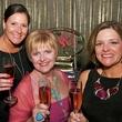 Komen pink party 1.Tania Leskovar-Owens, Deb Davis Groves, Christy Casey-Moore