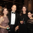 Amanda and John Seaberg, from left, Annie Ashcroft and Alli Casey at West University Park Lovers Ball February 2014