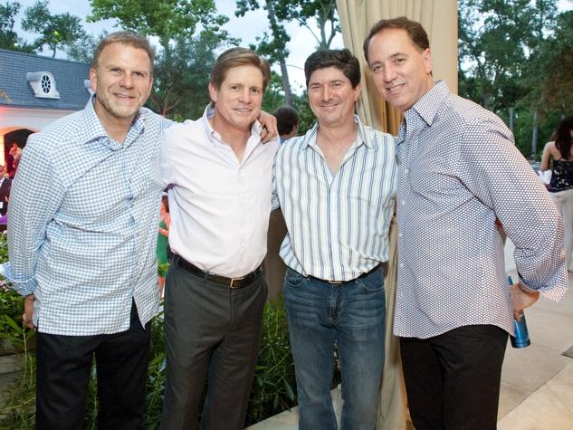 News_014_Houston Children's Charity_Gathering of Champions_May 2012_Tilman Fertitta_Jeff Hildebrand_Brian Becker_Rich Handler.jpg