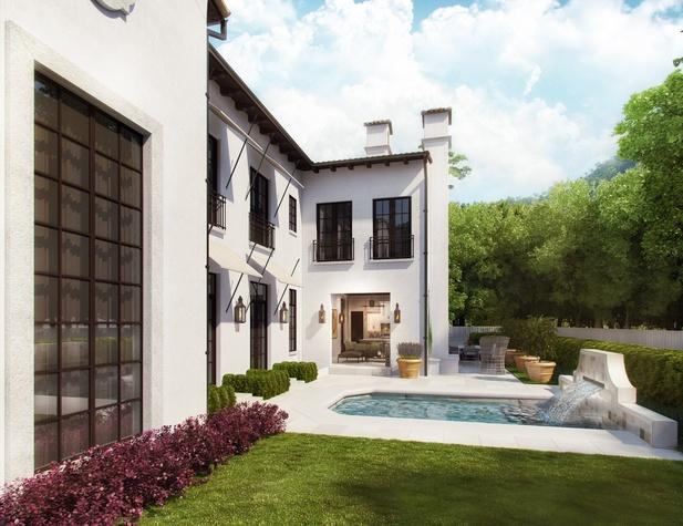 Houston, News, Shelby, Sudhoff Hampton Lane Collection, April 2015, 5669 Bordley - pool