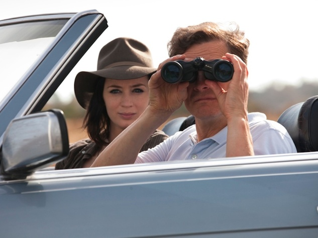Mondo Cinema Arthur Newman movie Emily Blunt as Mike Fitzgerald and Colin Firth as Wallace Avery