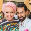 Tootsies Patio Party, May 2015,  Vivian Wise, Fady Armanious