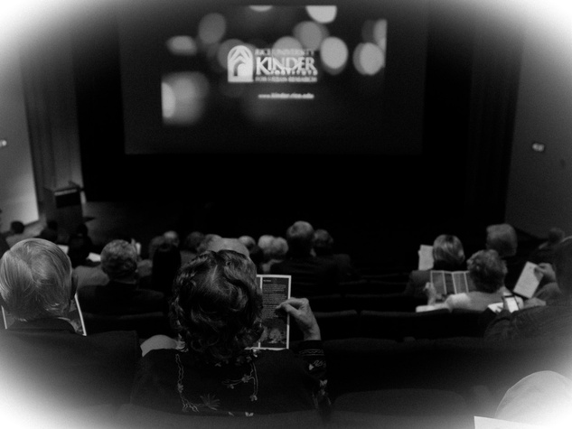 News_Kinder Urban Research movie_March 2012_audience_crowd_auditorium