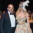 23 Phillip and Lori Sarofim Masks at the Houston Ballet Ball February 2015