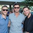 Austin Green, Chris Kahle, Greg Cunningham