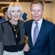 Erin Matthews, Russell Davis, Dallas Art Fair Preview Gala