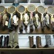 News_Peter Barnes_Texas Junk Co._tennis rackets_boots