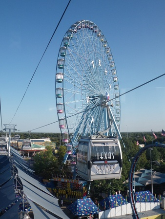 News_State Fair of Texas_Ferris Wheel_Texas Skyway