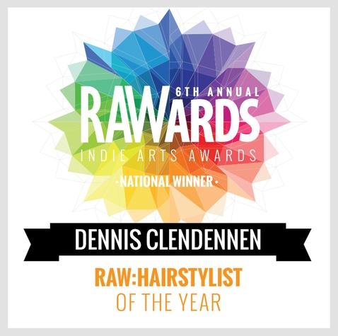 RAW awards logo