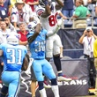 Andre Johnson Texans high catch