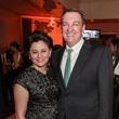 Beth Madison and Ralph Burch at the Medical Bridges Gala September 2014