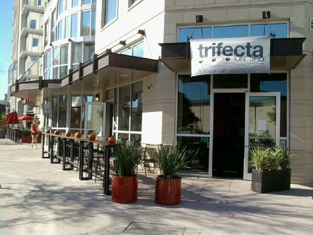 Trifecta on 3rd exterior