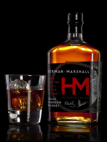 Herman Marshall Bourbon Whiskey