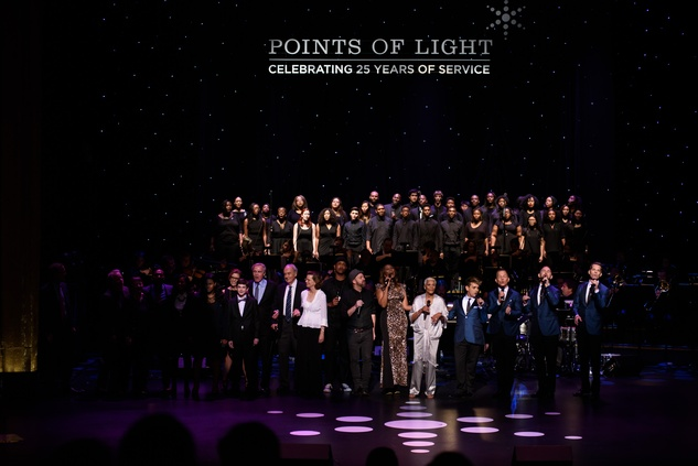 News, Shelby, Points of Light Tribute, Oct. 2015, Cathy Cleary, Joe Cleary