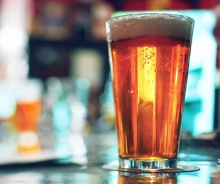 J Black's Feel Good Lounge craft beer