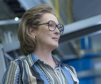 Meryl Streep in The Post