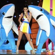 Katy Perry Left Shark Superbowl