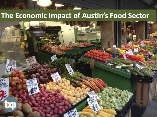 TXP/ City of Austin report on Food