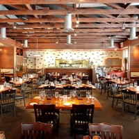 Frank's Americana Revival, Interior, Dining Room