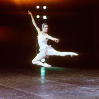 Merrill Ashley in Ballo della Regina choreographed by George Balanchine