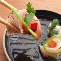 Otoko restaurant tuna sushi Yoshi Okai