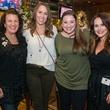 News, Shelby, Holiday Card kickoff, Oct. 2015,  Kimberli Bowman-Bishop, Disney Harris, Lauren Stein, Darci Mulrine