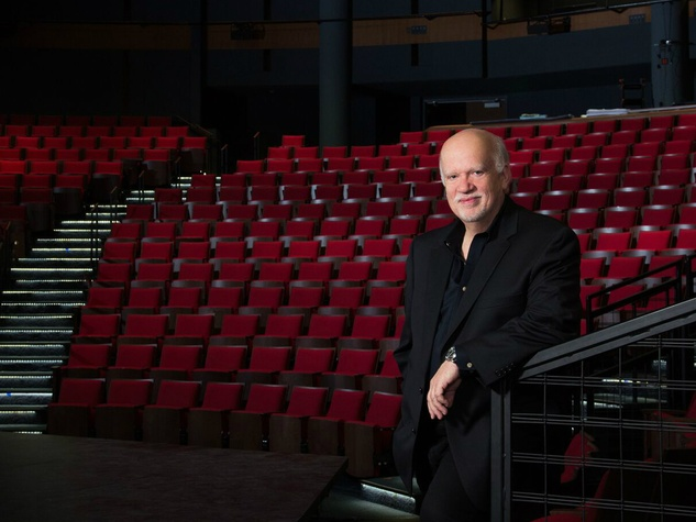 Houston Alley Theatre Gregory Boyd