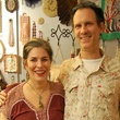 Laura Levine, Mike Hildebrand owners of Replay on 19th Street and the Place Upstairs vintage shops