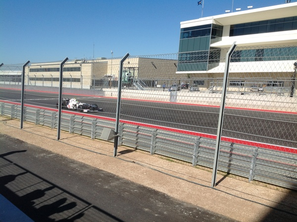 Austin Photo: Kevin_Formula 1 day 1_November 2012_car