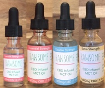 Rawsome CBD oils