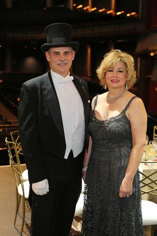 TUTS Gala 4/2016, Randy Stilley, Sandy Stilley